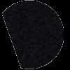 Noir 9005 texturé
