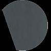 Gris 7016 plaxé texturé