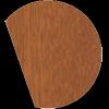Chêne doré plaxé veiné