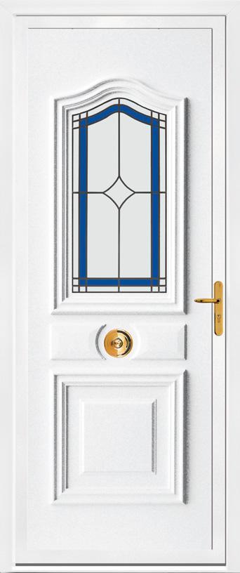 Portes d 39 entr e pvc suroit swao - Reglage porte entree ...