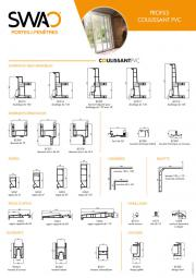 Poster profils PVC