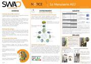Notice menuiseries ALU