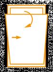 Châssis 1 vantail oscillo-battant